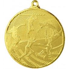 Медаль MD13904 легкая атлетика, диаметр 50мм