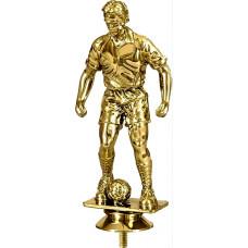 Фигурка пластиковая B196 Футбол (золото, серебро, бронза)