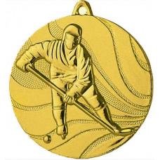 Медаль MMC 3250 хоккей, диаметр 50мм