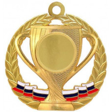 Медаль MMS3370, диаметр 70мм