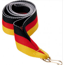 "Лента для медали ""Германия"" (BK/R/Y)"