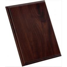 Плакетка деревянная