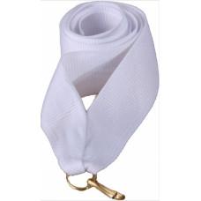 Лента для медали белая (W)