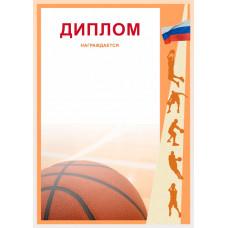 Диплом Д-10 баскетбол